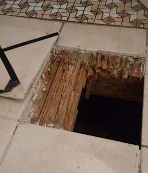 floor inspection decay