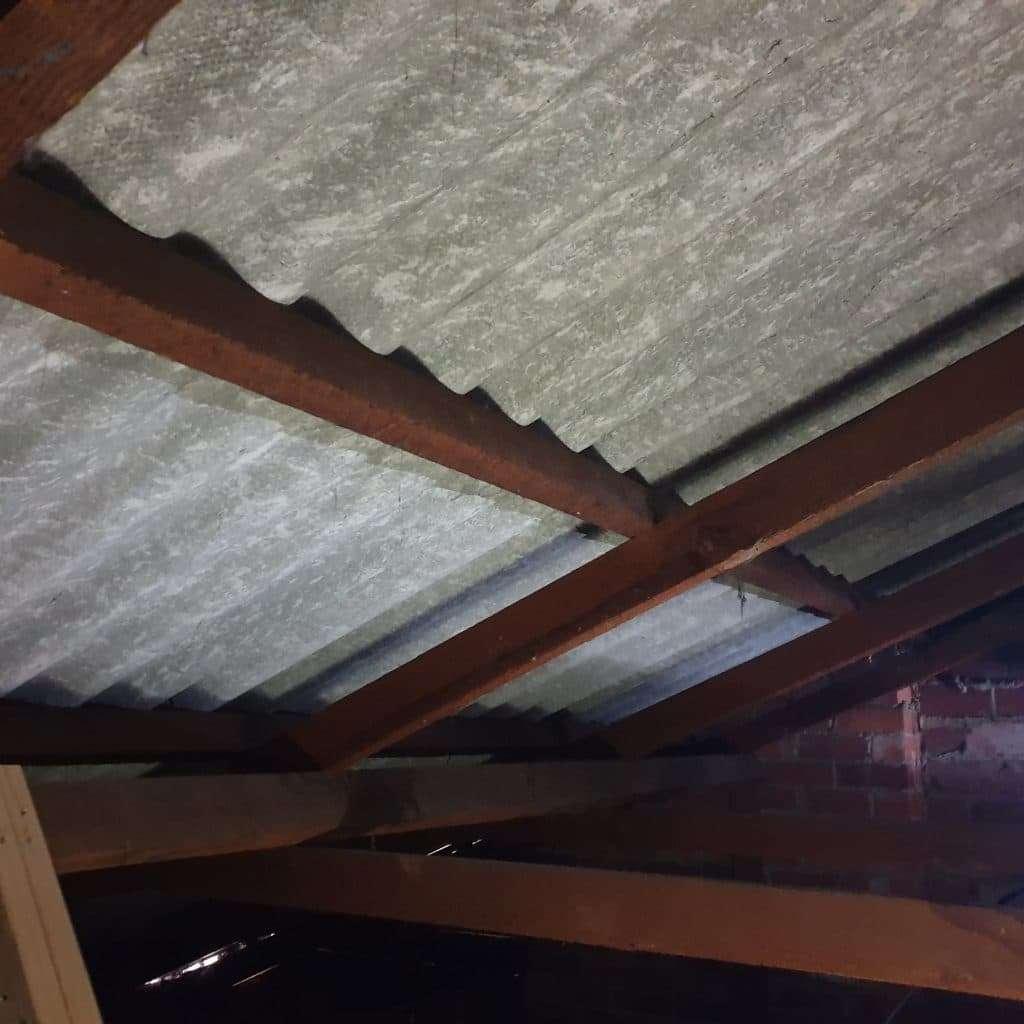 Hidden asbestos